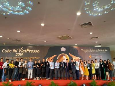 VietPresso 2019 - Vươn tầm thế giới cùng cà phê Việt