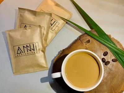 """Cà phê sữa phin giấy DRIP MILK COFFEE Anni Coffee: """"Tinh khiết, thơm ngon, trọn vẹn linh hồn Việt"""""""