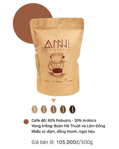 Cà phê đá anni coffee