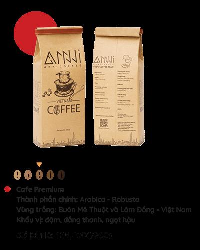 Thưởng thức cà phê Premium coffee