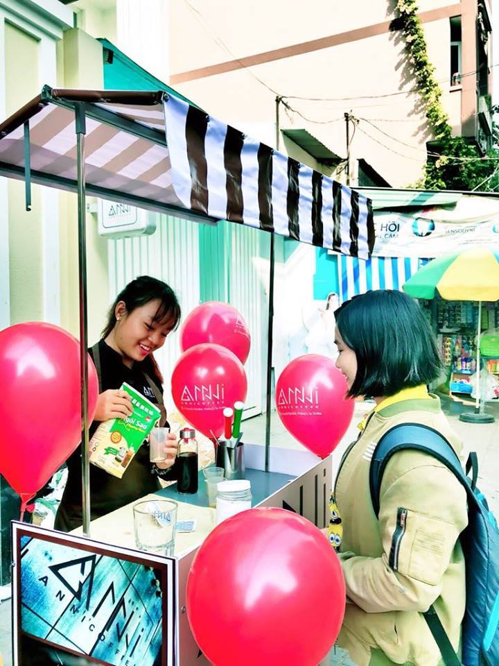 Anni coffee takeaway Hồ Chí Minh