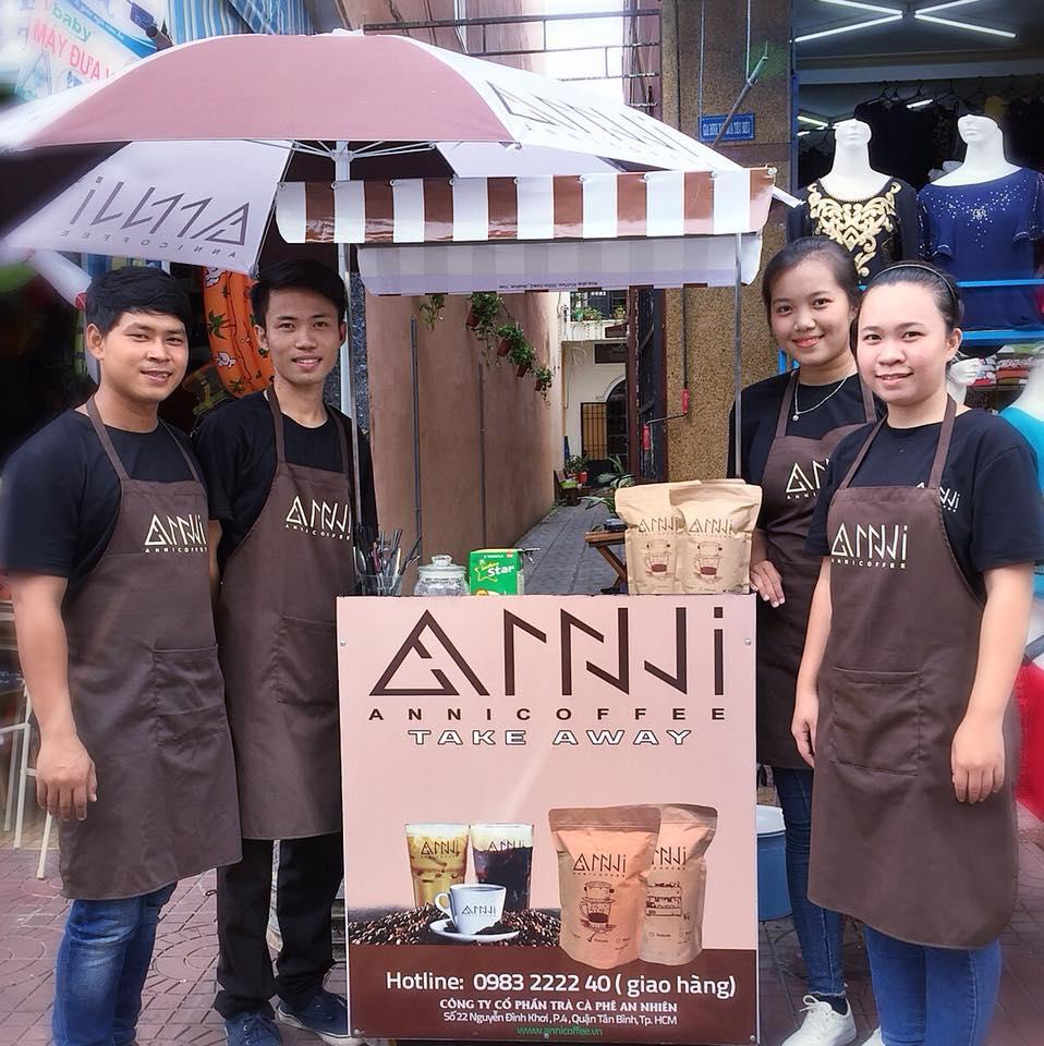 Anni coffee Cà Mau